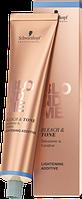 BlondMe Нейтрализующий крем Bleach & Tone (екстракт Сандре ТОНИРУЮЩАЯ ДОБАВКА В
