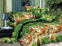 Полуторное постельное белье София 3D - Книга джунглей