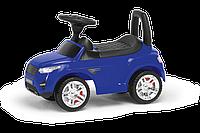 Машинка для катания, толокар РАЗНЫЕ ЦВЕТА со звуковыми и световыми эффектами RR синий 2-006 ТМ MASTERPLAY