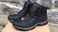 Ботинки зимние мужские черные columbia коламбия на гортексе Gore-Tex