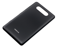 Чехол-накладка  Nokia CC-3058 Nokia 820 черный