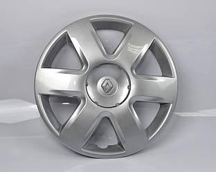 Колпак колесного диска (на стальные диски R15) на Renault Kangoo II 2008->— Renault (Оригинал) - 40 31 589 00R