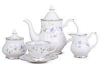 Чайный набор Lefard Фиалки на 15 предметов 264-303