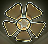 Люстра потолочная LED YR-9984/5+1