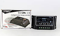 Контроллер заряда солнечных батарей 30А 17 режимов