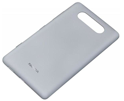 Чехол-накладка  Nokia CC-3058 Nokia 820 серый
