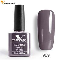 Гель лак VenaLisa 7,5мл - цвет 909