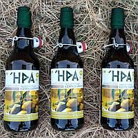 Греческое Оливковое Масло HPA Extra Virgin (первый отжим, Kalamata) ORGANIC Premium, 0,5л – стекло