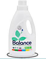 Жидкое моющее средство для цветных тканей 1500мл BALANCE