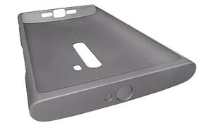 Чехол-накладка  Nokia CC-1043 Nokia 920 grey