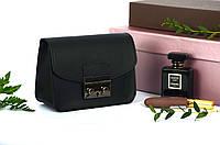 Кожаная клатч-сумка Furla маленькая Италия