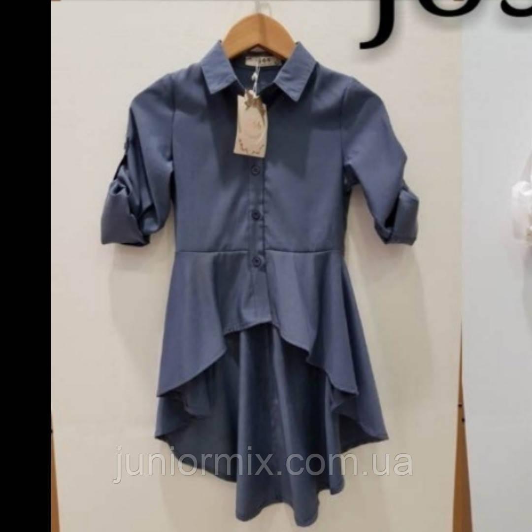 Підліткові модні блузки для дівчаток оптом MODA ITALI