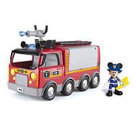 """Интерактивный игровой набор Minnie & Mickey Mouse Clubhouse серии """"Спасатели"""" Пожарная Машина Микки (181922)"""