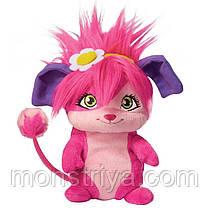 Мягкая игрушка -Малышка Баблс говорящая-Малыши-Прыгуши -Popples