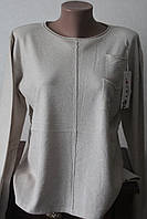 Кофта женская карманчики, фото 1