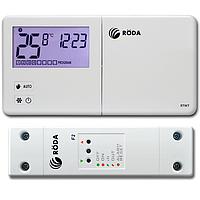 Термостат программируемый Roda RTF2 беспроводной недельный