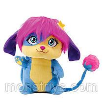 Мягкая игрушка -Малышка Лулу говорящая-Малыши-Прыгуши -Popples