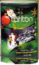 "Чай Тарлтон ""Снеговик"" 200гр ж/б"
