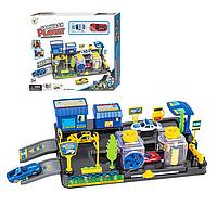 Детская игрушка парковка.Детский гараж и парковка.Игрушка для мальчиков.