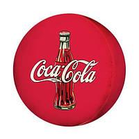 Декоративная стильная Подушка пуфик Кока Кола 15M083