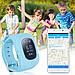 Детские смарт-часы / Smart Watch /  Q50 blue / ОРИГИНАЛ / GPS-трекер / детские умные часы / голубые, фото 2