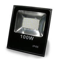 Светодиодный прожектор LED SMD 100Вт 6500К 9000Лм, IP65