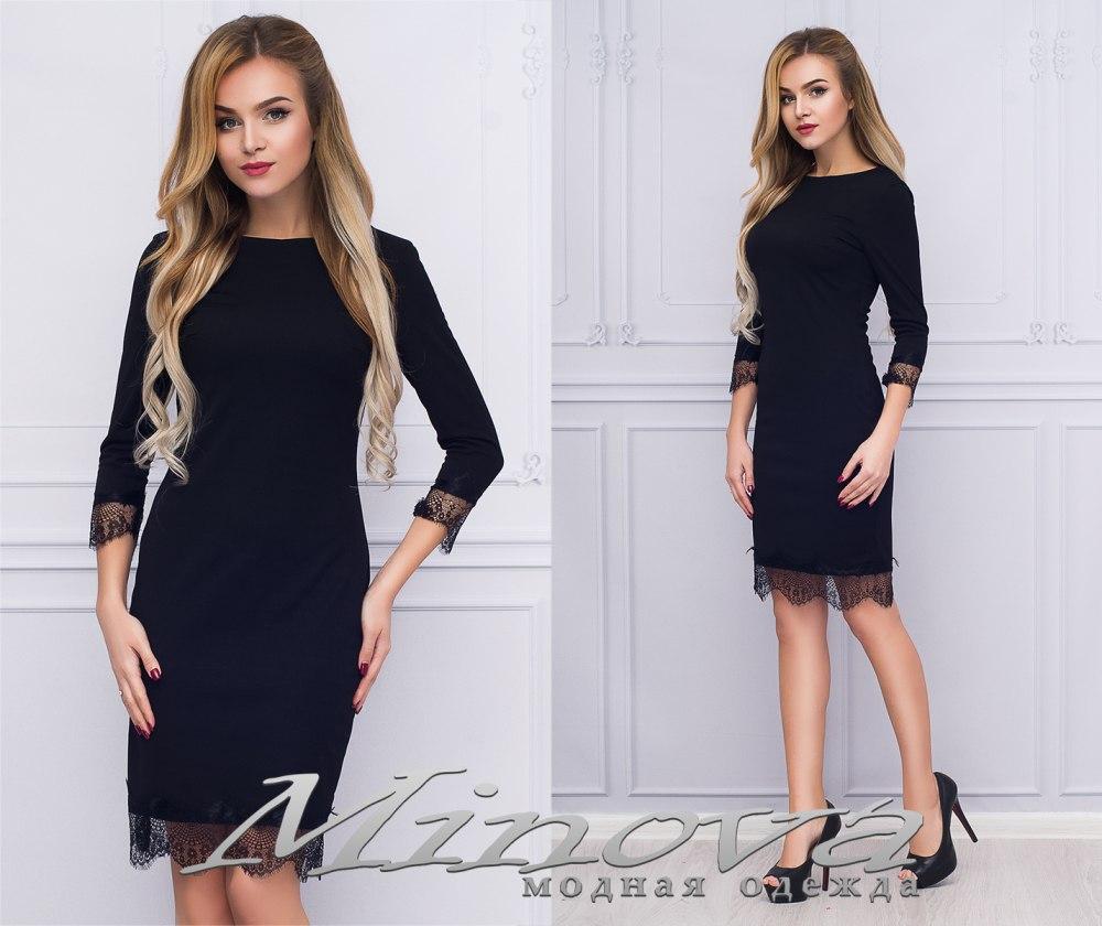 Платье женское бархат