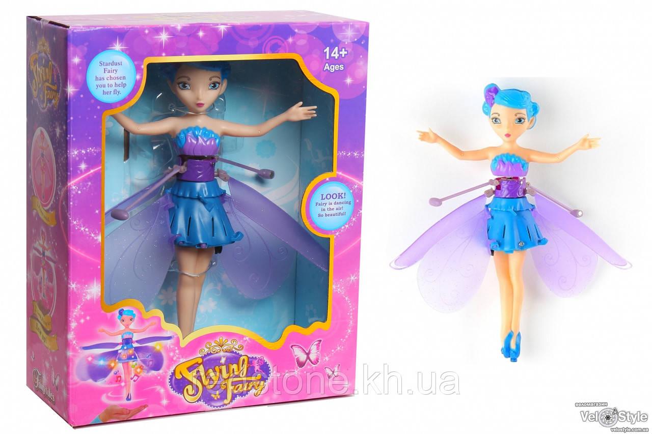 Кукла Летающая Фея Flying Fairy светящаяся,USB №1