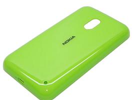 Чехол-накладка Nokia CC-3057 Nokia 620 green
