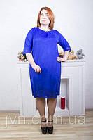 Женское платье  Замш