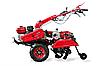 Мотоблок бензиновий WEIMA WM610В DeLuxe (7 к. с., 6+2 шв., 4.00-8), фото 2