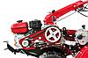 Мотоблок бензиновий WEIMA WM610В DeLuxe (7 к. с., 6+2 шв., 4.00-8), фото 3