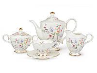 Чайный набор Lefard Цветы на 15 предметов 586-314, фото 1