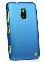 Чехол-накладка Nokia CC-3057 Nokia 620 cyan