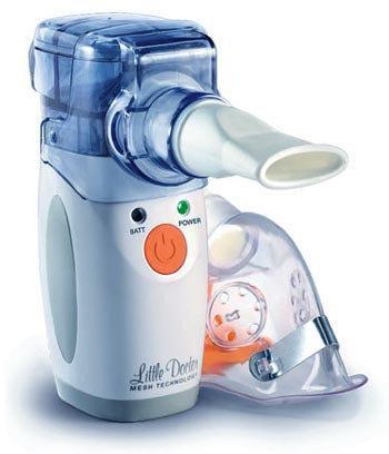 Інгалятор (небулайзер) МЕШ ультразвуковий для дітей і дорослих Little Doctor LD-207U