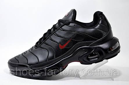Кроссовки мужские в стиле Nike Air Max Plus TN Reflective, Red\Black, фото 2