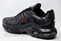Кроссовки мужские в стиле Nike Air Max Plus TN Reflective, Red\Black, фото 3