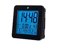 Часы - термометр Auriol  282693 Black
