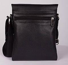 Кожаная мужская сумка Philipp Plein 24*18, фото 2