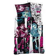 Постельное бельё Monster High 160 х 200 см