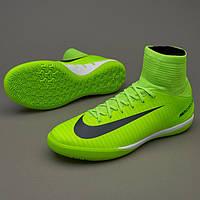Детская футбольная обувь (футзалки) Nike MercurialX Proximo II IC JR (Оригинал)