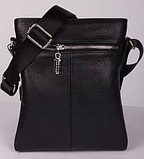 Кожаная мужская сумка Philipp Plein 22*19см, фото 2