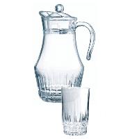 Графин со стаканами luminarc Lancier 7предметов