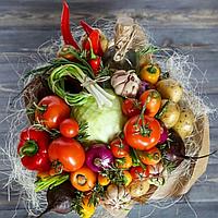 Овощной букет ''Осенний''