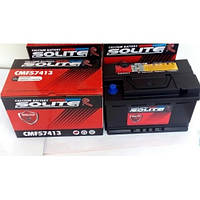 "Аккумулятор ""SOLITE R""  74A Ев (-/+) (710 ССА) CMF57713 (д275*ш174*в174)"