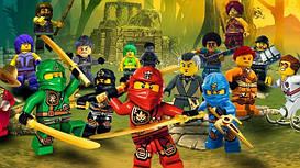 Популярный Ninjago конструктор | Низкая цена Ниндзяго Брик