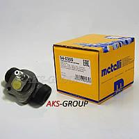 Рабочий тормозной цилиндр Lanos 1.4/1.5 Sens 1.4/1.5  Metelli 04-0300