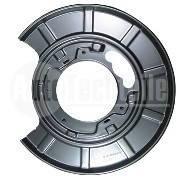 Защита заднего тормозного диска правая Mercedes Benz Vito 6394230520