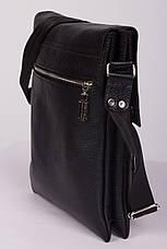 Новинка! Кожаная мужская сумка Philipp Plein, фото 2
