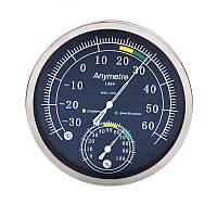 TH603 из нержавеющей стали в помещении от -30 до 60 ° С гигрометр от 0% до 100% температуры и влажности, относительной влажности термометр метр